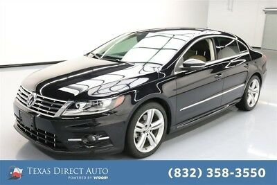 2014 Volkswagen CC R-Line Texas Direct Auto 2014 R-Line Used Turbo 2L I4 16V Automatic FWD Sedan Premium