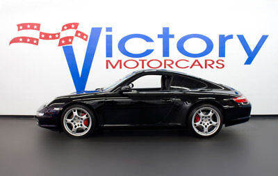 2006 Porsche 911 CARRERA S  MUST HAVE! BLACK BEAUTY