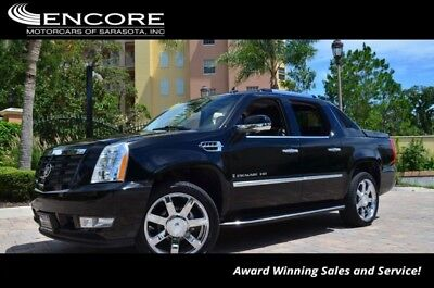 2009 Escalade AWD 4 Door Sport W/Navigation and Rear DVD Enertai 2009 Cadillac Escalade EXT AWD 4 Door Sport W/Navigation and Rear DVD Enertai 65