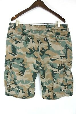 Shorts Camo Mens Cargo Green Carrier Nwt Levi's Fit Sizes Loose Levi w4fIxOa