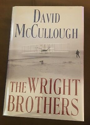 The Wright Brothers by David McCullough (2015, Hardcover) BRAND NEW!