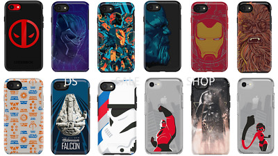 timeless design 286c5 b44bf MARVEL STAR WARS Marvel Disney OtterBox Symmetry Series Protection IPhone  7/8