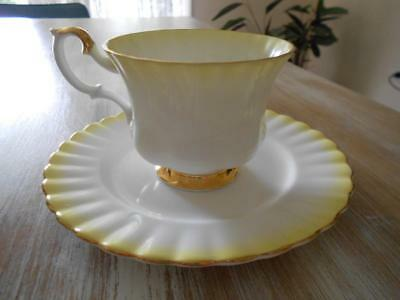"Vintage Royal Albert ""RAINBOW"" Cup & Saucer ""DUO"""