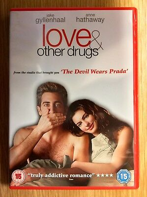 Love &/and Other Drugs  -  Anne Hathaway & Jake Gyllenhaal  -  RomCom DVD
