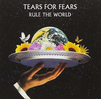 Tears for Fears - Rule the World The Greatest Hits (CD 2017) NEW SEALED OFFICIAL