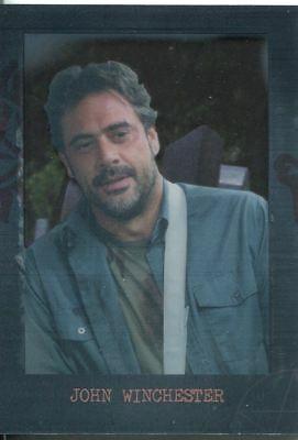 Supernatural Seasons 1-3 Shadowbox Chase Card CP4 John Winchester
