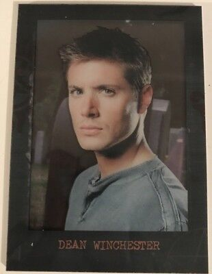Supernatural Seasons 1-3 Shadowbox Chase Card CP2 Dean Winchester