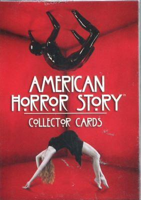 Trading Card Base Set: American Horror Story Season 1; 72 Karten