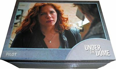 Trading Card Base Set: Under The Dome Season 1; 81 Karten