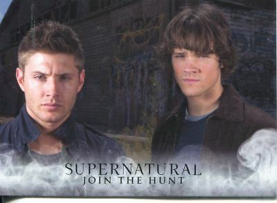Trading Card Base Set: Supernatural Seasons 1-3; 72 Karten