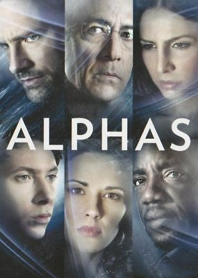 Trading Card Base Set: Alphas Season 1, 60 Karten