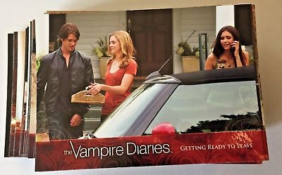 Trading Card Base Set: Vampire Diaries Season 2; 69 Karten