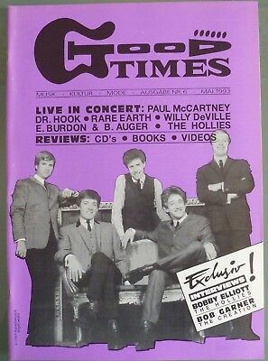 Good Times Musik Magazin (1993/2) # 6 The Hollies