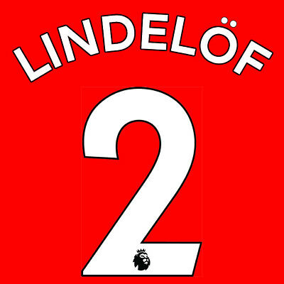 LINGARD 35 15/16 Man Utd Sporting Id Ps-Pro Black Name And Number