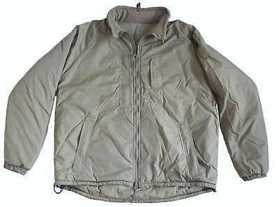 PCS Thermal Jacket Cold weather British Army Issue Light Olive Softie ~ New XL