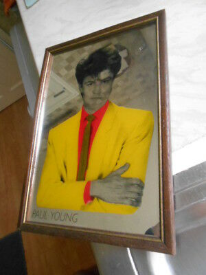 paul young wall mirror