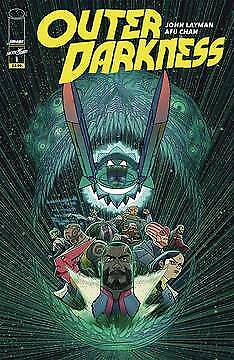 Outer Darkness #1 (Mr) (07/11/2018)