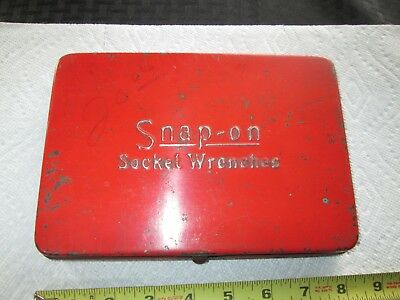 "Snap-on Tool Box # KR-275 - 8-1/4"" long - 5-7/8"" wide - 1"" deep"