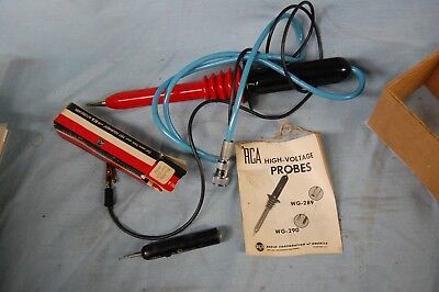 "Vintage ""RCA"" WG 289 - High Voltage Probe - In box -"
