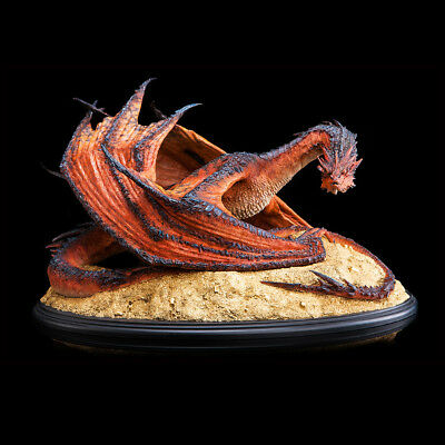 Smaug The Terrible Statue Weta The Hobbit Lord Of The Rings