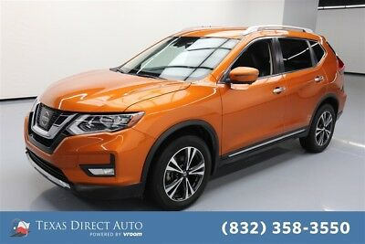 2017 Nissan Rogue SL Texas Direct Auto 2017 SL Used 2.5L I4 16V Automatic AWD SUV Bose
