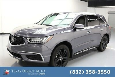 2017 Acura MDX 3.5L Texas Direct Auto 2017 3.5L Used 3.5L V6 24V Automatic FWD SUV Moonroof Premium