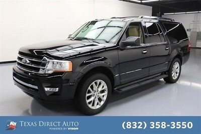 2017 Ford Expedition Limited Texas Direct Auto 2017 Limited Used Turbo 3.5L V6 24V Automatic RWD SUV