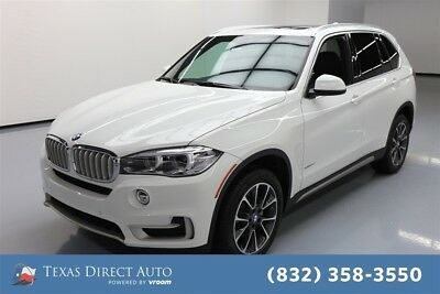 2018 BMW X5 xDrive35i Texas Direct Auto 2018 xDrive35i Used Turbo 3L I6 24V Automatic AWD SUV Premium