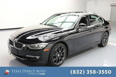 2015 BMW 335 335i Texas Direct Auto 2015 335i Used Turbo 3L I6 24V Automatic RWD Sedan Moonroof