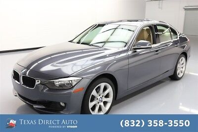 2015 BMW 328 328i xDrive Texas Direct Auto 2015 328i xDrive Used Turbo 2L I4 16V Automatic AWD Sedan
