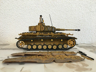 Forces of Valor German Panzer IV Ausf.G Kursk 1944 Russia