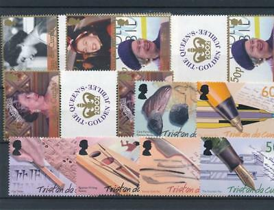 [120243] Tristan De Cunha good lot of stamps very fine MNH