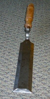 "Superb 2"" Wide 16"" Buck Bros. Crank Neck Gouge Chisel"