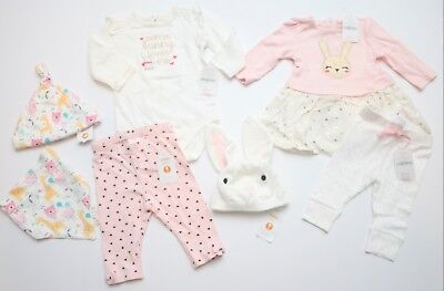 NEW NWT Gymboree Baby Some Bunny Loves Me LOT Size 0-3 3-6 Months