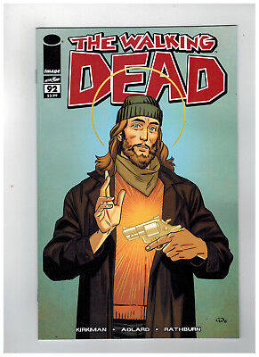 THE WALKING DEAD #92  15th Anniversary - Color Variant       / 2018 Image Comics