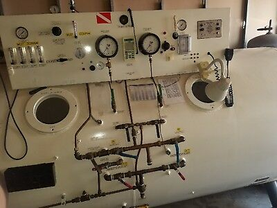 Multi Place Hyperbaric Chamber