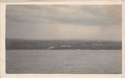 LP41 Hilo  Hawaii Hawaiian Islands Vintage Postcard Vintage view