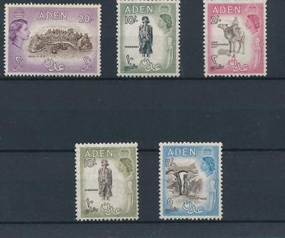 [35573] Aden Good lot Very Fine MNH stamps