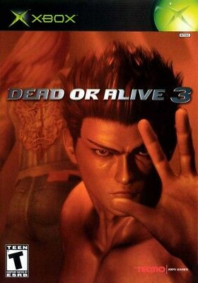 Dead or Alive 3 - Original Xbox Game