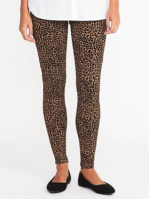 1f253738a334 Womens jeggings Leopard print Ponte Knit Stevie stretch $30 price tag New  tags