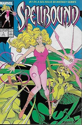 Spellbound No.1-6 / 1988 Louise Simonson & Terry Shoemaker