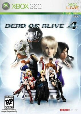 Dead or Alive 4 - Xbox 360 Game