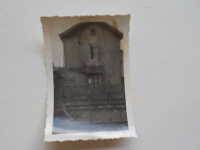 WWII Photo Betzdorf Germany VTG Snapshot 76th Infantry Division Photograph WW2