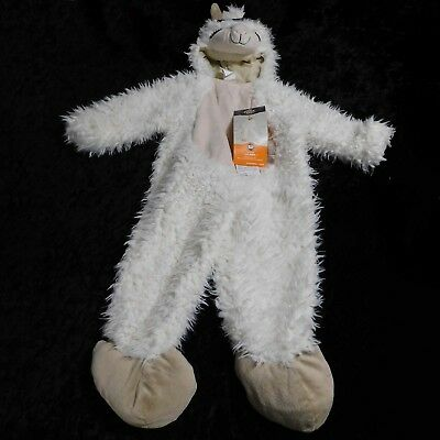Hyde and Eek Infant/Toddler Llama Halloween Costume (SIZE 18-24 Months) NEW!