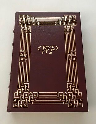 EASTON PRESS William Faulkner THE REIVERS Leather Collector's Edition