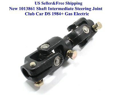 US 1013861 Shaft Intermediate Steering Joint Club Car DS 1984+ Gas Electric New