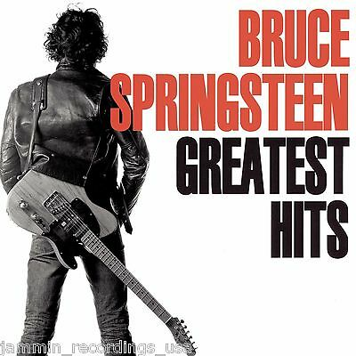 BRUCE SPRINGSTEEN- Greatest Hits [CD New]