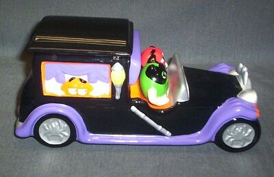 Galerie M&m Ceramic Cookie Jar / Candy Dish Batman's Car M&m's Mars