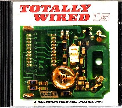 Totally Wired 15-A Collection From Acid Jazz Records CD (Best Of/Corrina Joseph)