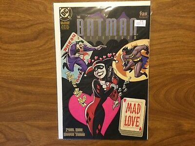 DC 1994 The Batman Adventures Mad Love 64 Pages Harley Quinn Joker Early App.